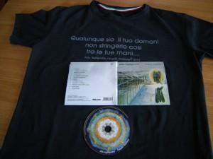 L'angelo rinchiuso CD + T-shirt